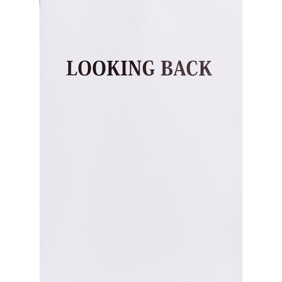 大野顕司  LOOKING BACK《限定100部》