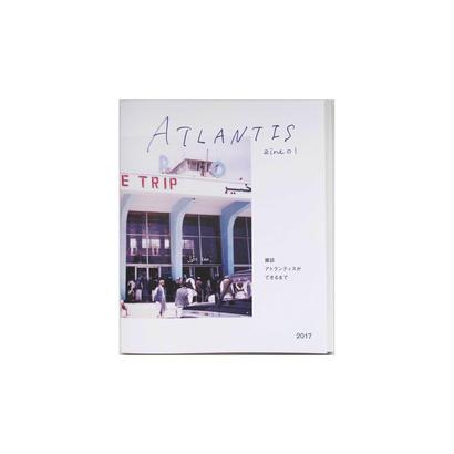 加藤 直徳『ATLANTIS zine 01』