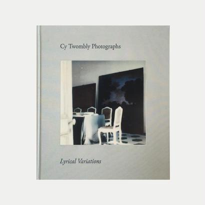 サイ・トゥオンブリーの写真-変奏のリリシズム-