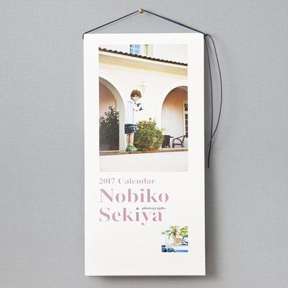 関谷のびこ(写真家) 2017カレンダー・表紙+12枚