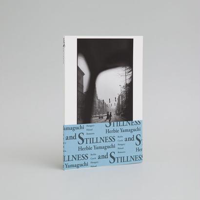 ハービー・山口写真集「and STILLNESS」(プリント、フレーム付き、サイン入り)