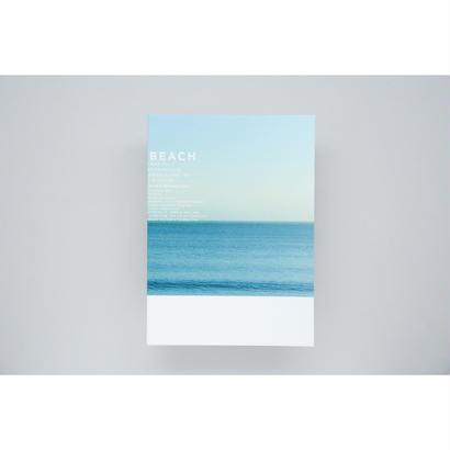新 ドライビングマップ『BEACH』vol.1