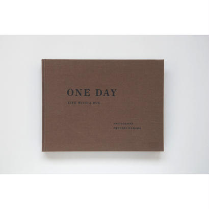 新『ONEDAY -LIFE WITH A DOG- 』濱田英明