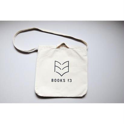 『BOOKS f3 トートバッグ』