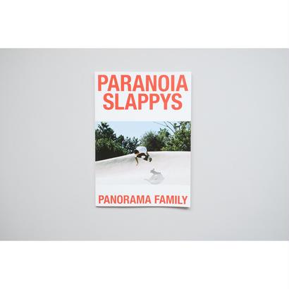 新『PARANOIA SLAPPYS』PANORAMA FAMILY