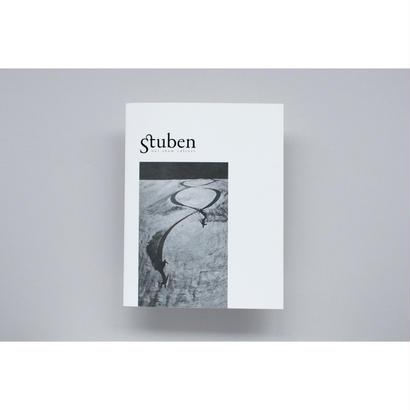 雑誌『Stuben 01』