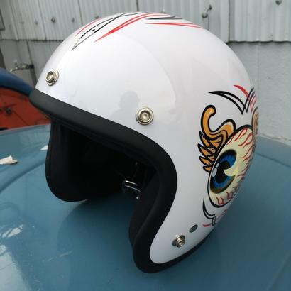 AIR RUNNER×BOO コラボレーション 限定ヘルメット