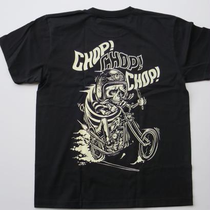 CHOP! CHOP! CHOP! オリジナルTシャツ