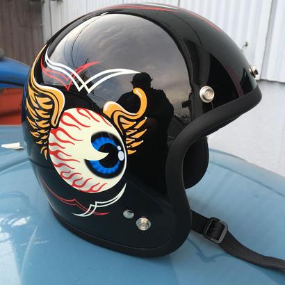 AIR RUNNER × BOO コラボレーション 限定ヘルメット