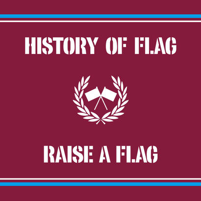 【予約】RAISE A FLAG / HISTORY OF FLAG