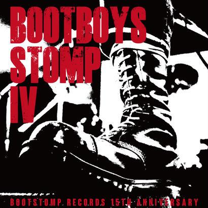 V/A BOOTBOYS STOMP IV