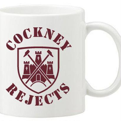 COCKNEY REJECTS Mug Cap (West Ham)