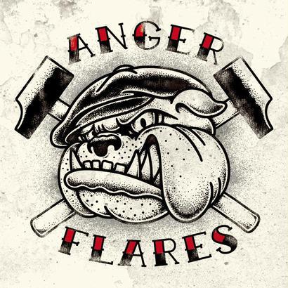 ANGER FLARES / WE STRIKE BACK
