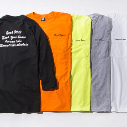BxH Year Year 3/4 Pocket Tee