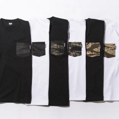 BxH Tiger Camo Pocket Tee