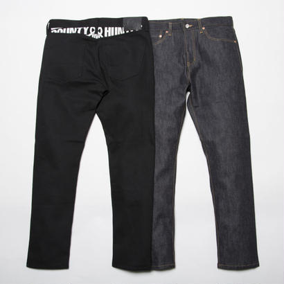 BxH Rigid Denim Pants