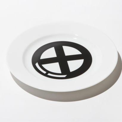 BxH Circle Logo Plate