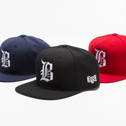 BxH Old B Snap Back Cap