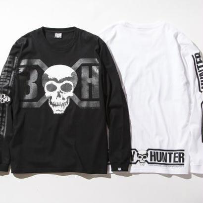 BxH Logo Skull L/S Tee