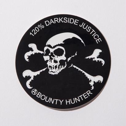 BxH Old Skull Sticker