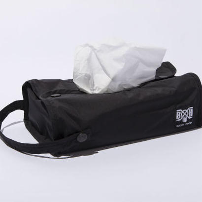 BxH Black Tissue Case