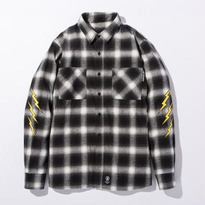 BxH Flannel Lightning L/S Shirts