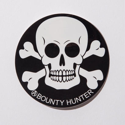 BxH Skull Sticker