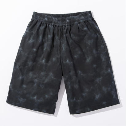 BxH Tie Dye Easy Half Pants