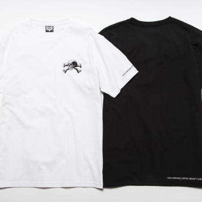 BxH Old Skull Embroidery Tee