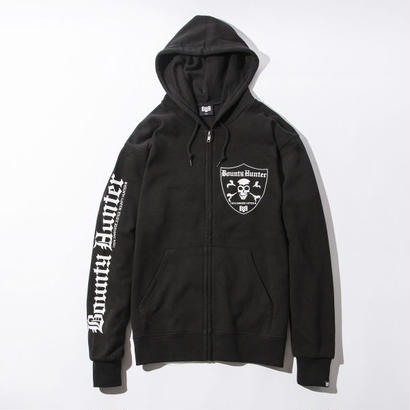 BxH Emblem Skull Zip-up Pk