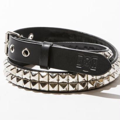 BxH Double Studs Belt