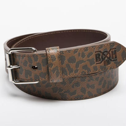 BxH Leopard Belt