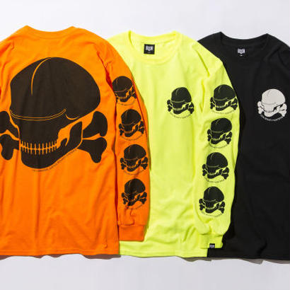 BxH Alien Skull L/S Tee