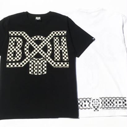 BxH Checker Logo Tee
