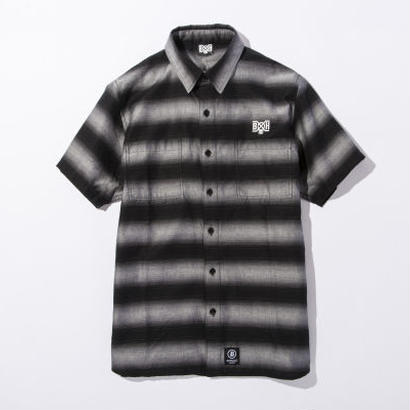 BxH Flannel Border S/S Shirts