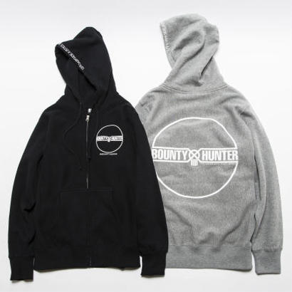 BxH Circle Bar Logo Zip-up Pk