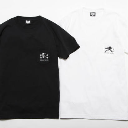 BxH Old Skull Pocket Tee