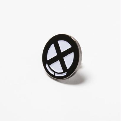 BxH Circle Logo Pin