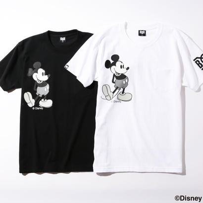 BxH / Mickey Pocket Tee