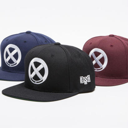 BxH Circle Logo Snap Back Cap