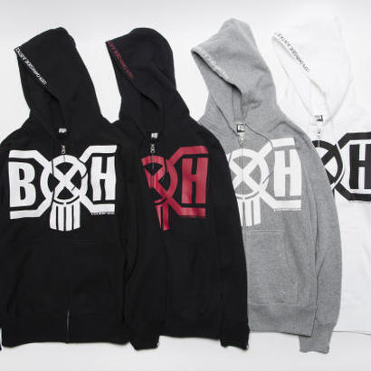 BxH Logo Zip-up Pk