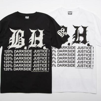 BxH B.H.120% Darkside Justice Tee