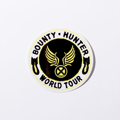 BxH World Tour Sticker