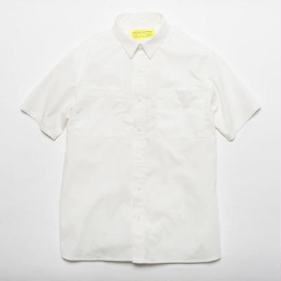 BxH S/S Chemical Big Shirts