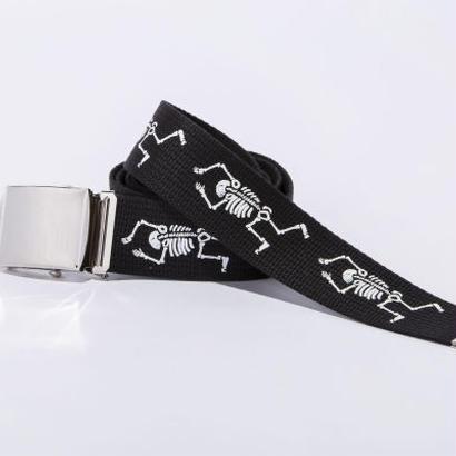 BxH Skull Print Gatcha Belt