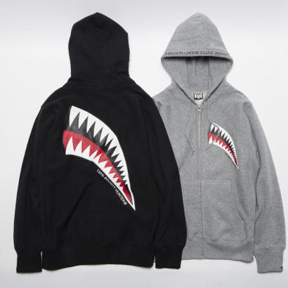 BxH Shark Zip-up Pk