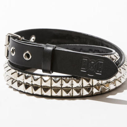 BxH Double Studs Belt
