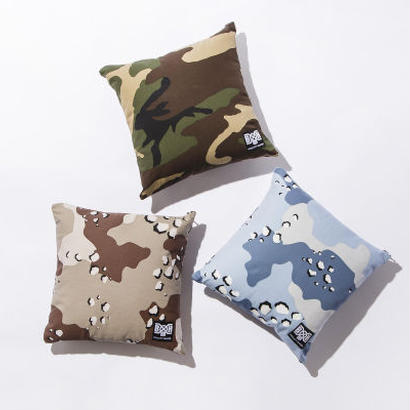 BxH Camo Mini Cushion
