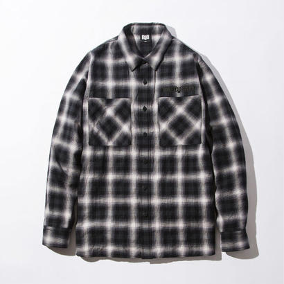 BxH Herringbone Check L/S Shirts