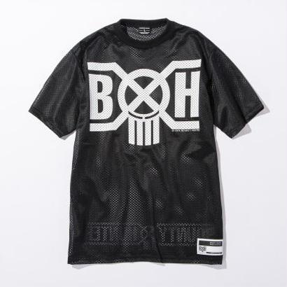 BxH Mesh Logo Tee
